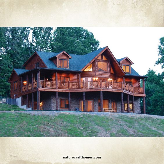 Vermont Modular Log Homes Construction Jsw Construction
