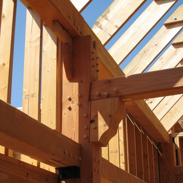 Post And Beam Contractor - Framing - Durham, North Carolina